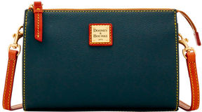 Dooney & Bourke Eva Janine Crossbody - BLACK - STYLE