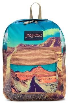 JanSport High Stakes Desert & Road Backpack