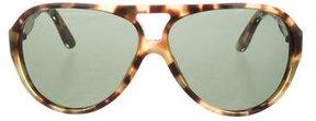 Ralph Lauren Aviator Tinted Sunglasses