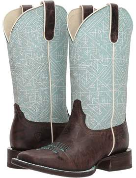 Ariat Circuit Savanna Cowboy Boots