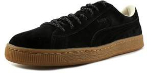 Puma Basket Classic Winterized Men US 9.5 Black Sneakers