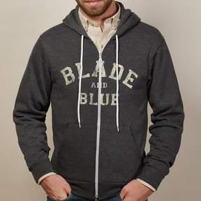 Blade + Blue Grey Hoodie