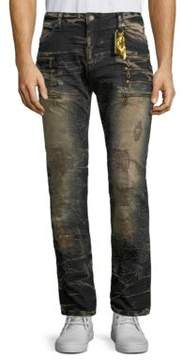 Robin's Jeans Oxido Distressed Jeans
