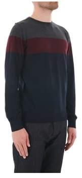 Paul & Shark Men's Multicolor Wool Sweater.