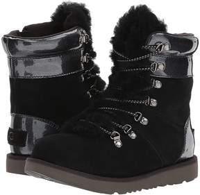 UGG Viki Patent Waterproof Girls Shoes