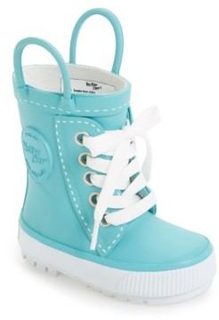 Western Chief Toddler Girl's Waterproof Sneaker Rain Boot