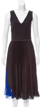 Timo Weiland Sleeveless Midi Dress