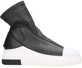 Cinzia Araia Slip On Run Mid Sneakers