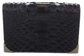 Alexander Wang Limited Edition Snakeskin Prisma Wallet