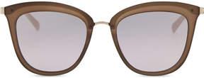 Le Specs Caliente square-frame sunglasses