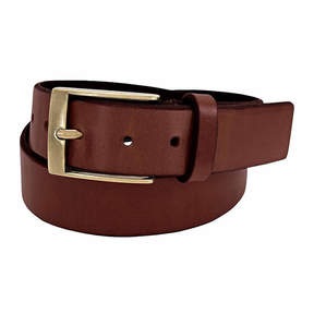 Florsheim 38mm Full Grain Leather Belt