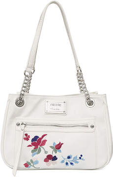 Nicole Miller Nicole By Tess Shoulder Bag
