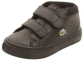 Lacoste Infant Straightset Chukka 316 Sneakers In Black.