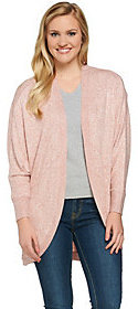 Denim & Co. As Is Studio by Dolman Sleeve Cocoon Cardigan