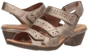 Rockport Cobb Hill Collection Cobb Hill Verona 3 Strap Women's Shoes