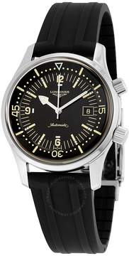 Longines Heritage Automatic Black Dial Men's Watch