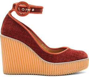 Castaner Quintay Wedge