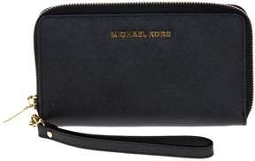 MICHAEL Michael Kors Wallet Jet Set Travel - BLACK - STYLE