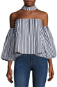 Solace Striped Blouse