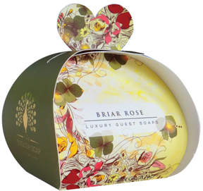 Smallflower Briar Rose Guest Soap by The English Soap Company (2oz Soap)
