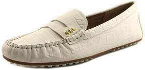 Lauren Ralph Lauren Belen Women US 7 Ivory Loafer