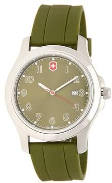 Victorinox Men's Garrison Elegance Strap Watch, 40mm