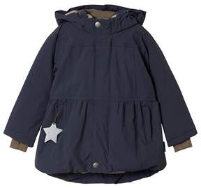 Mini A Ture Blue Viola Kappa Jacket
