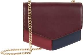 Sandro Small Colour-Block Lou Bag