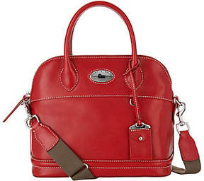 Dooney & Bourke As Is Florentine Toscana Domed Satchel - ONE COLOR - STYLE