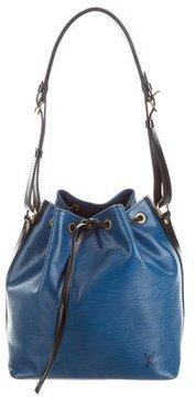 Louis Vuitton Epi Noe Bag - BLACK - STYLE
