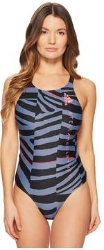 adidas by Stella McCartney Swimsuit Train Printed CE1769 Women's Swimsuits One Piece