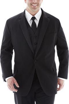 Jf J.Ferrar JF Tuxedo Jacket-Big & Tall