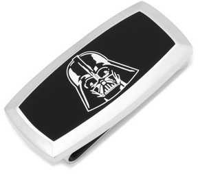 Cufflinks Inc. Men's Cufflinks, Inc. Star Wars(TM) Money Clip - Black