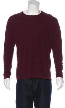 Simon Miller Silk-Blend T-Shirt