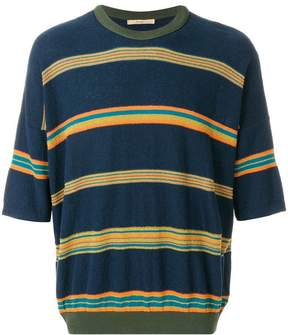 Nuur striped oversized T-shirt