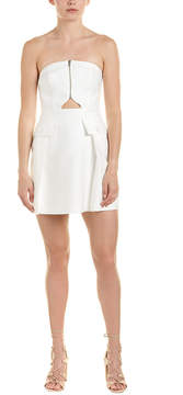C/Meo Collective No Limit Strapless Mini Dress