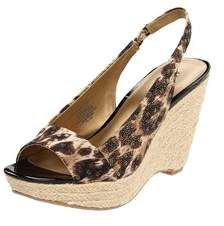 AK Anne Klein Women's Fortuna Wedge Sandal.