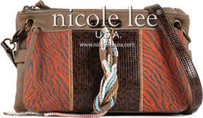 Nicole Lee Naomi Neutral Works Shoulder Bag (Women's)