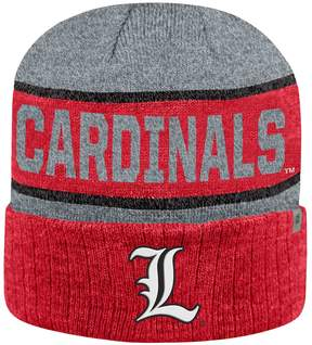Top of the World Adult Louisville Cardinals Below Zero II Beanie