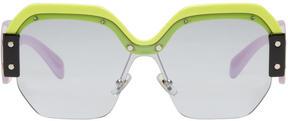 Miu Miu Multicolor Sobert Sunglasses