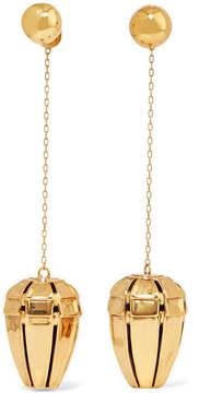 Ellery Varment Gold-plated Earrings