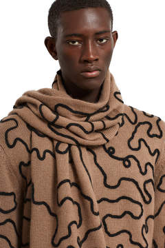 Opening Ceremony Re Editions Squiggle Sweater