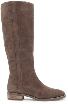 Sole Society Teba suede tall boot