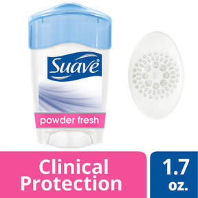 Suave Clinical Antiperspirant Deodorant Powder Fresh
