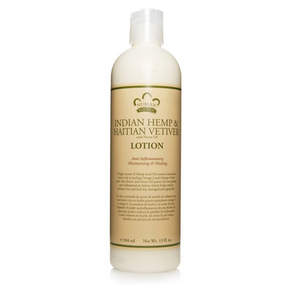 Nubian Heritage Indian Hemp + Hatian Vetiver Lotion by 13oz Lotion)
