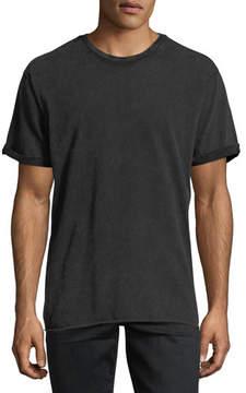 Joe's Jeans Mile Sueded Cotton Crewneck T-Shirt