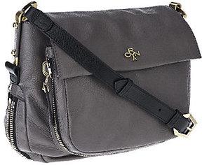 Oryany Italian Grain Leather Shoulder Bag - Corrine