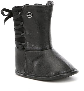MICHAEL Michael Kors Girls Baby Venon Crib Shoe Boots
