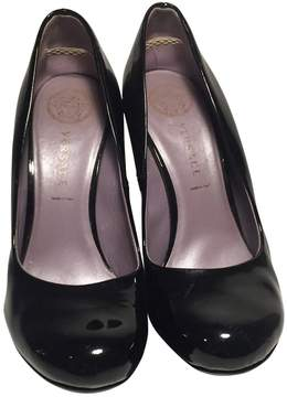 Versace Patent leather heels