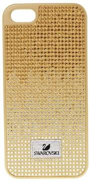 Swarovski Thao Golden Pattern Smartphone Case